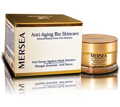 Anti Stress Ageless Mask Solution